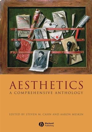 Aesthetics: A Comprehensive Anthology (1405154357) cover image