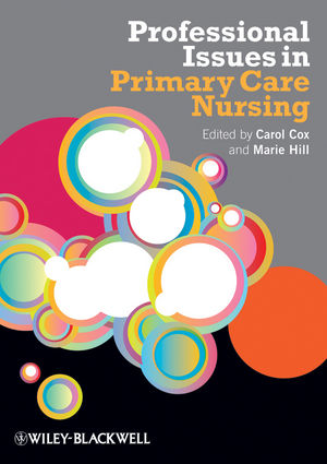 Professional Issues in Primary Care Nursing (1405187557) cover image