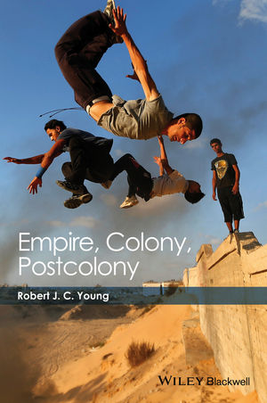 Empire, Colony, Postcolony (1405193557) cover image