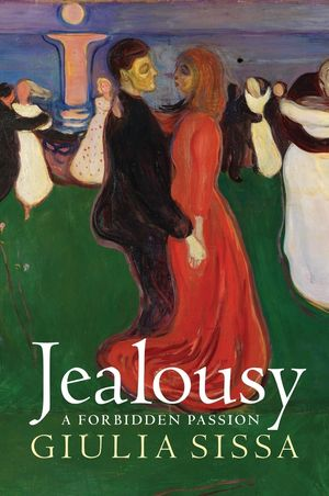Jealousy: A Forbidden Passion (1509511857) cover image
