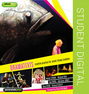 DramaTexts: Creative Practice for Senior Drama eBookPLUS (Online Purchase)
