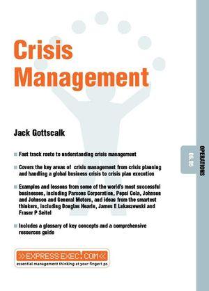 Crisis Management: Operations 06.05
