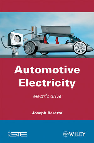 Automotive Electricity: Electric Drive (1848210957) cover image