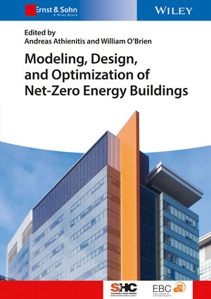 Modeling, Design, and Optimization of Net-Zero Energy Buildings (3433604657) cover image