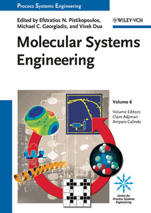 Molecular Systems Engineering, Volume 6 (3527316957) cover image