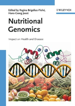 Nutritional Genomics: Impact on Health and Disease (3527607757) cover image