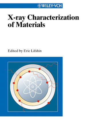 X-ray Characterization of Materials (3527613757) cover image