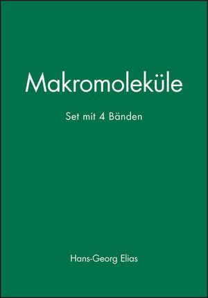 Makromoleküle: Set mit 4 Bänden