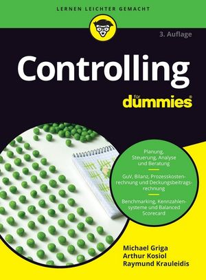 Controlling für Dummies, 3. Auflage