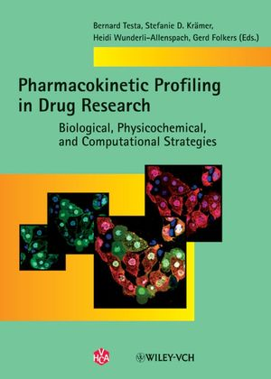 Pharmacokinetic Profiling in Drug Research: Biological, Physicochemical, and Computational Strategies