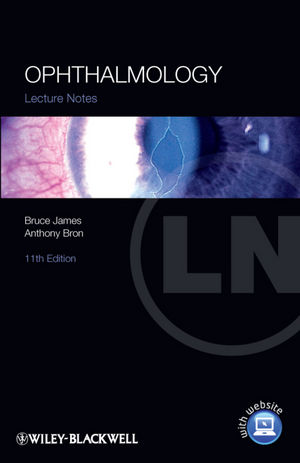 Lecture Notes: Ophthalmology, 11th Edition (EHEP002357) cover image