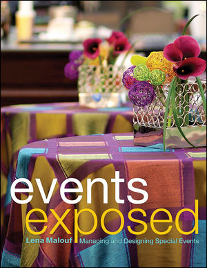 Events Exposed: Managing and Designing Special Events (EHEP002557) cover image