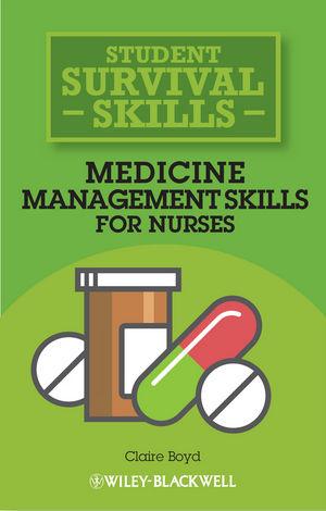 Medicine Management Skills for Nurses (EHEP002757) cover image