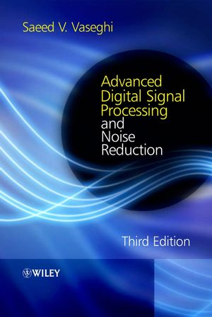 Advanced Digital Signal Processing and Noise Reduction, 3rd Edition (0470094958) cover image