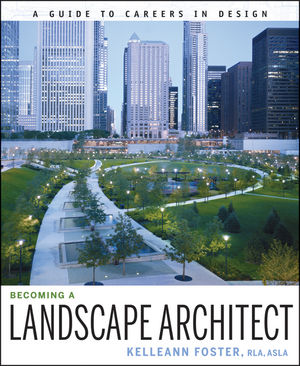 Book Cover Image for Becoming a Landscape Architect: A Guide to Careers in Design