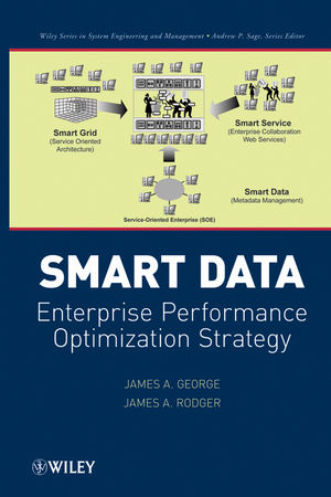 Smart Data: Enterprise Performance Optimization Strategy (0470473258) cover image