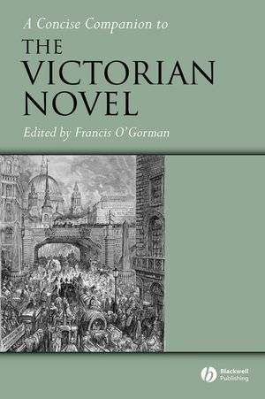 A Concise Companion to the Victorian Novel (0470757558) cover image