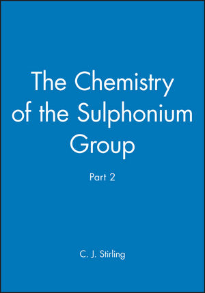 The Chemistry of the Sulphonium Group, Part 2