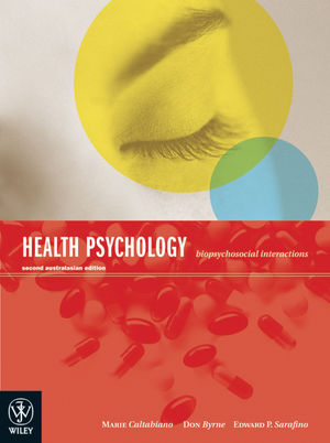 Health <span class='search-highlight'>Psychology</span>: Biopsychosocial Interactions