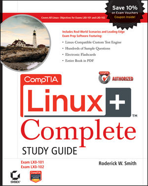 sybex comptia linux complete study guide authorized courseware rh wiley com CompTIA Study Material comptia linux+ certification study guide pdf