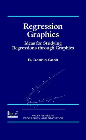 Regression Graphics: Ideas for Studying Regressions Through Graphics (0471193658) cover image