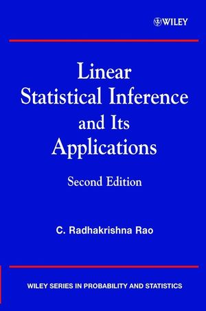 Linear Statistical Inference and its Applications, 2nd Edition