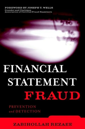 Financial Statement Fraud: Prevention and Detection (0471269158) cover image