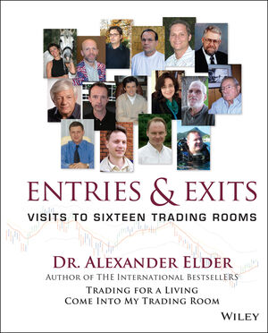 Entries and Exits: Visits to Sixteen Trading Rooms