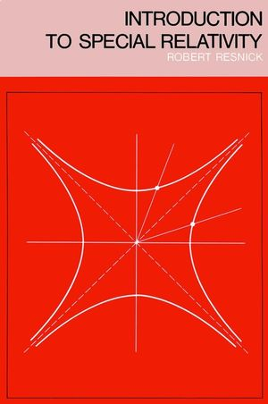 Introduction to Special Relativity (0471717258) cover image