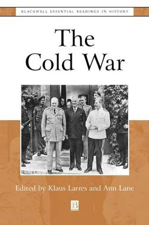 The Cold War: The Essential Readings (0631207058) cover image