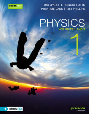 Physics 1 VCE Units 1 And 2 & eBookPLUS