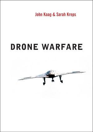 Drone Warfare (0745685358) cover image