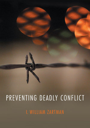 Preventing Deadly Conflict (0745686958) cover image