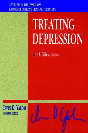 Treating Depression (0787915858) cover image