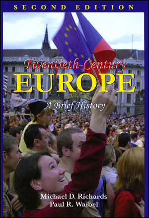 Twentieth-Century Europe: A Brief History, 2nd Edition (0882952358) cover image