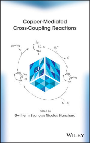 Copper-Mediated Cross-Coupling Reactions (1118060458) cover image