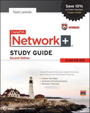CompTIA Network+ Study Guide Authorized Courseware: Exam N10-005, 2nd Edition