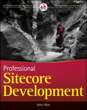 Professional Sitecore Development (1118235258) cover image