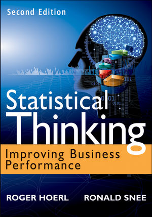 Statistical Thinking: Improving Business Performance, 2nd Edition (1118236858) cover image