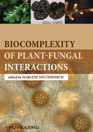 Biocomplexity of Plant-Fungal Interactions (1118314158) cover image