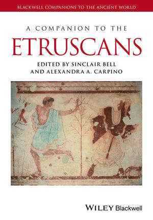 A Companion to the Etruscans (1118354958) cover image