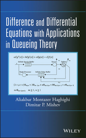 Difference and Differential Equations with Applications in Queueing Theory (1118400658) cover image
