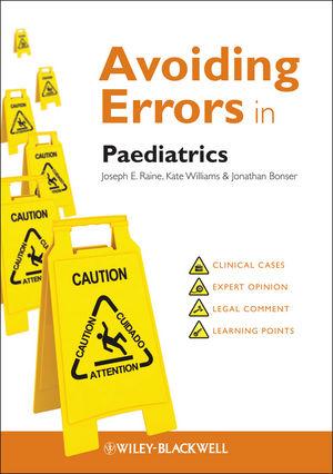 Avoiding Errors in Paediatrics (1118441958) cover image