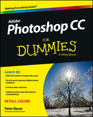 Photoshop CC For Dummies (1118645758) cover image