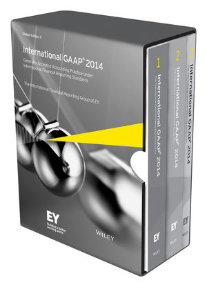 International GAAP 2014: Generally Accepted Accounting Principles under International Financial Reporting Standards (1118757858) cover image