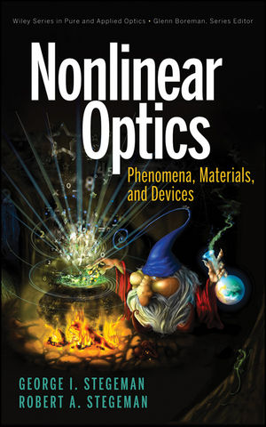 Nonlinear Optics: Phenomena, Materials and Devices (1118782658) cover image