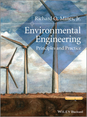 Environmental Engineering: Principles and Practice (1118801458) cover image