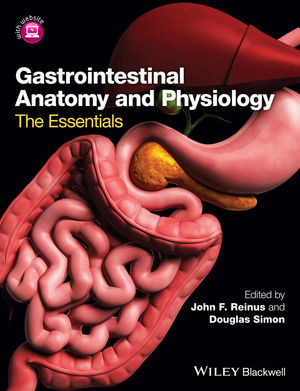 Gastrointestinal Anatomy and Physiology: The Essentials (1118833058) cover image