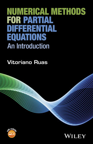 Numerical Methods for Partial Differential Equations: An Introduction (1119111358) cover image
