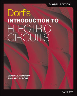 Dorf's Introduction to Electric Circuits, Global Edition